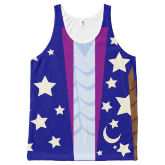 Wizards Robes Costume All-Over Print Tank Top