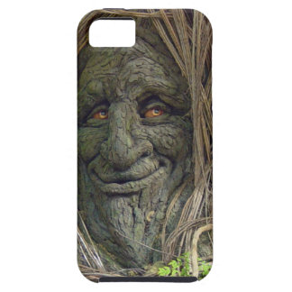 Wize Old Tree iPhone 5 Case