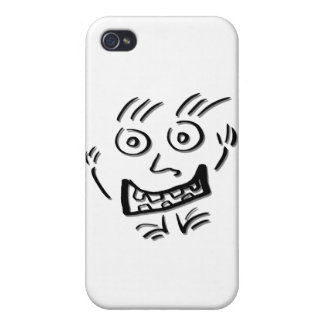 Wizzy Doodle Nut ds - iPhone 4 Covers