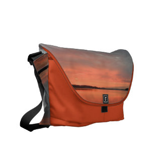 WJ bag chiemsee sunset Courier Bag