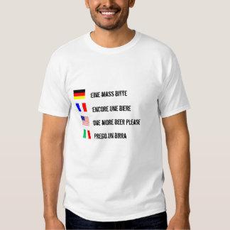 WJ beerorder 02 T Shirts