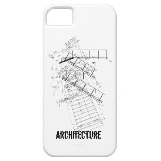 WJ iphone 5 case - architecture