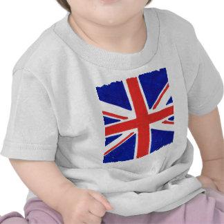 WJ UK flag Shirts