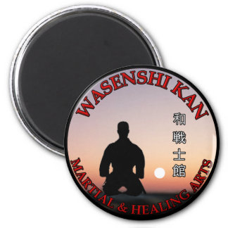 WK Round Magnet