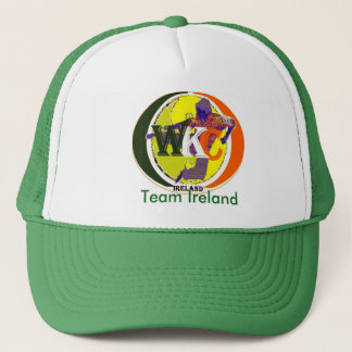 WKC Team Ireland Cap