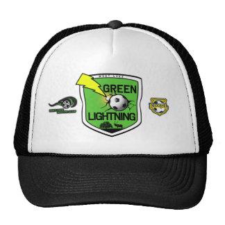 WL Green Lightning Trucker Hat