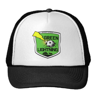 WL Green Lightning Trucker Hat (GL Only)