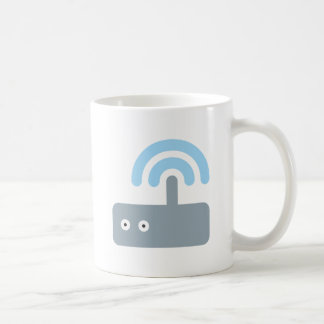WLAN rout Coffee Mug