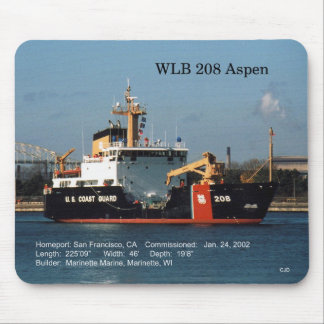 WLB 208 Aspen mousepad