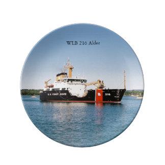 WLB 216 Alder decorative plate