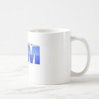 WM Corsair Football Coffee Mugs