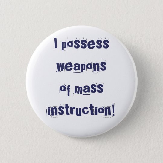 WMI Teacher Button