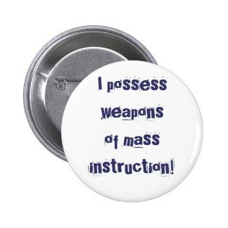 WMI Teacher Button