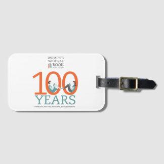 WNBA 100 Years Luggage Tag