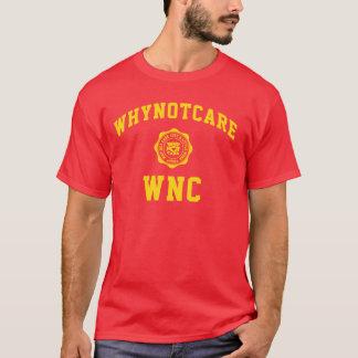 "WNC tee ""whynotcare"""