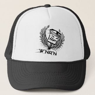 W'nR'n Flying Piston Mother Trucker cap