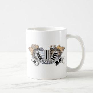 WO at War Basic White Mug