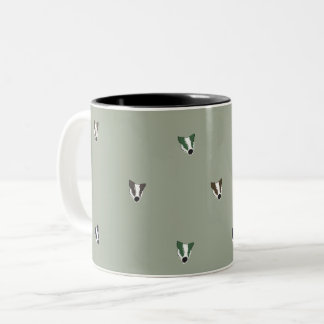 Wo Two-Tone Coffee Mug