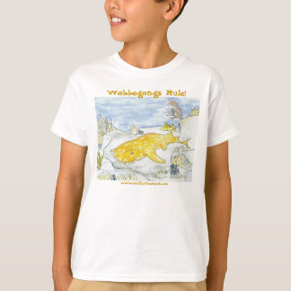 Wobbegongs Rule! Youth T 1-Sided T-Shirt