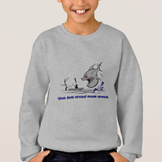 WobbleFin Shark Sweatshirt