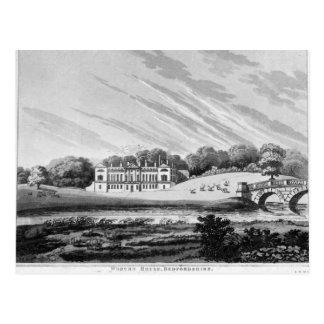 Woburn Abbey, Bedfordshire Postcard