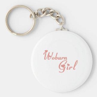 Woburn Girl tee shirts Key Chains
