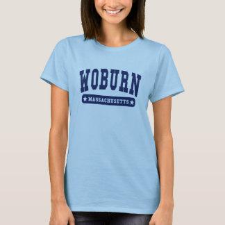 Woburn Massachusetts College Style tee shirts