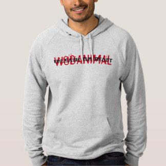 "WODANIMAL ""UNLEASH THE BEAST"" HOODIE"
