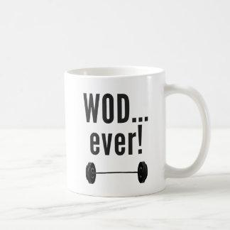 WODever!  Crossfit-Insipired Mug