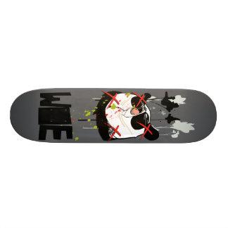 """Woebots """"Panda X"""" Skateboard"""