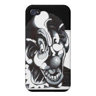 Woger the Clown iPhone 4 Covers