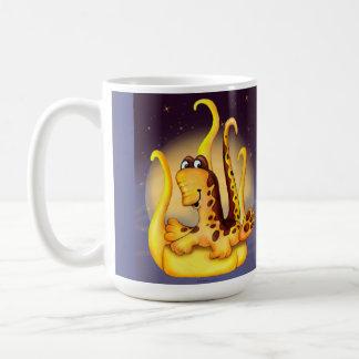 WOK ALIEN MONSTER CARTOON Classic Mug
