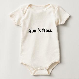 Wok 'n Roll Baby Bodysuit