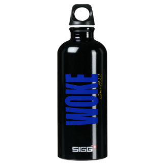 Woke Since 1922 Sigg Water Bottle SIGG Traveller 0.6L Water Bottle