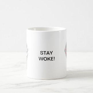 #WokeWednesdays Coffee Mug