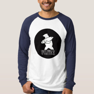 WOKTEK the soldier bear T-Shirt