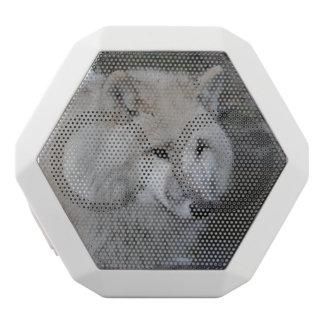 wolf 0215 white boombot rex bluetooth speaker