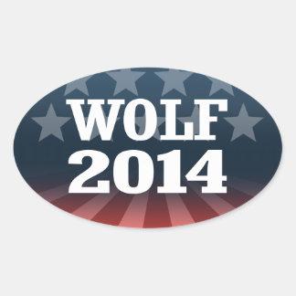 WOLF 2014 STICKERS