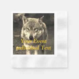 Wolf 215 disposable serviette
