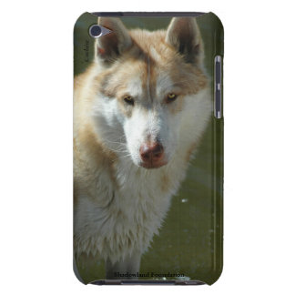 Wolf 4th Generation iPodTouch C Barely There iPod Covers