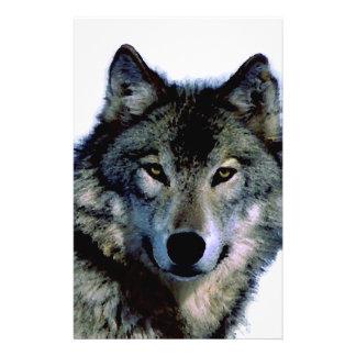 """Wolf 5.5x8.5"""" Flyer"""