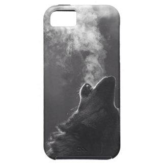 Wolf Air Tough iPhone 5 Case
