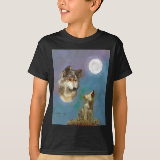 wolf-and-cub T-Shirt