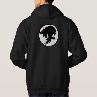 Wolf and Dragon Hoodie