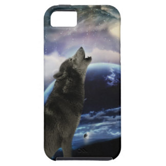 wolf and moon case for the iPhone 5