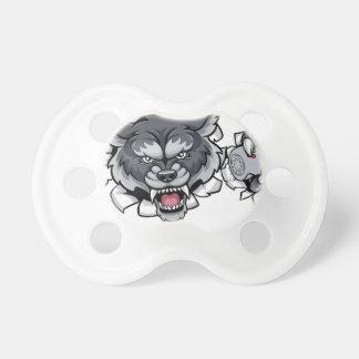 Wolf Animal Esports Gamer Mascot Dummy