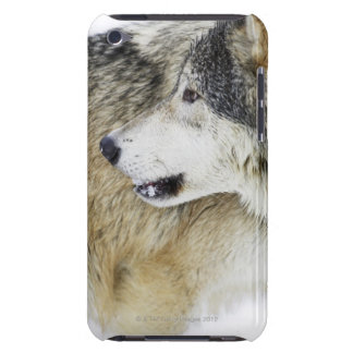 Wolf Barely There iPod Covers