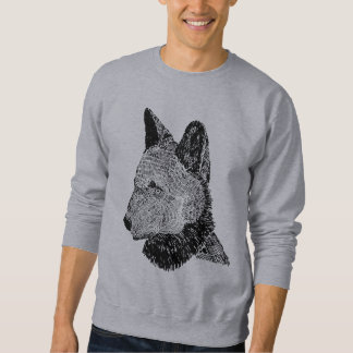 WOLF BEAR SWEATSHIRT
