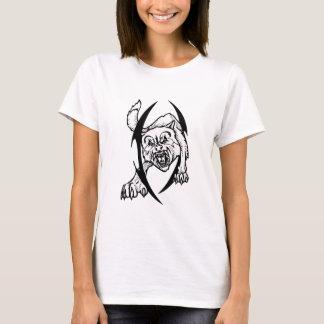 Wolf bites T-Shirt