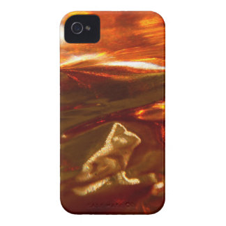 Wolf (blackberry bold case) iPhone 4 Case-Mate cases